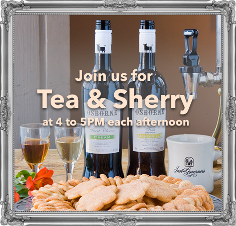 Tea and Sherry