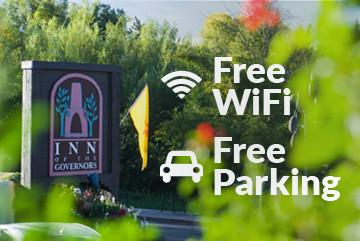 Free Wifi, Free Parking