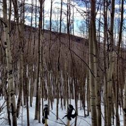 Snowshoeing and Hiking in Santa Fe's Winter Wonderland