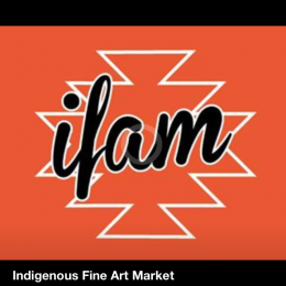 Indigenous Fine Art Market