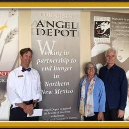 50th Anniversary Package and Kitchen Angels