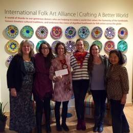 50th Anniversary and International Folk Art Alliance
