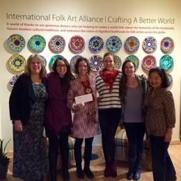 50th Anniversary and International Folk Art Alliance
