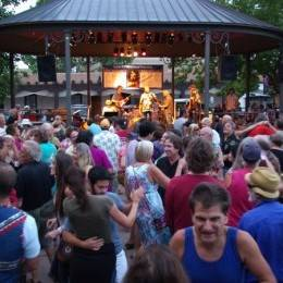 Santa Fe Bandstand 2016