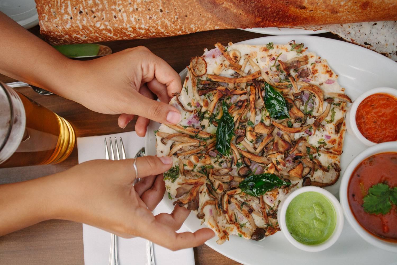 Paper Dosa Best South Indian Restaurant In Santa Fe