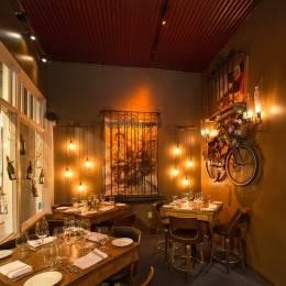 Best Restaurants in Santa Fe - Trattoria a Mano Rustic Italian Cuisine