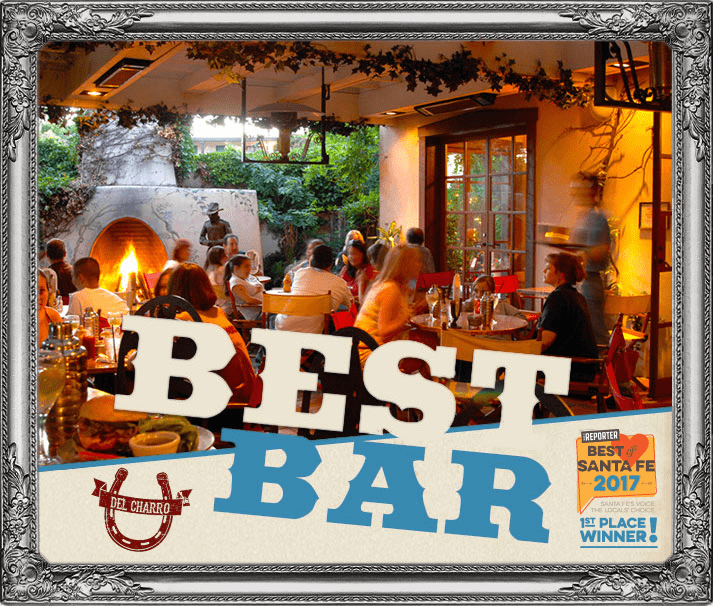Del Charro - Best Bar of Santa Fe 2016