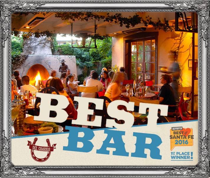 Del Charro - Best Bar of Santa Fe 2016