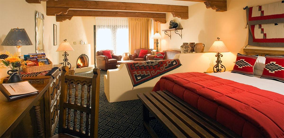 Mini Suite Rooms Near Santa Fe Plaza Inn Of The Governors