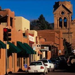 Santa Fe Shopping